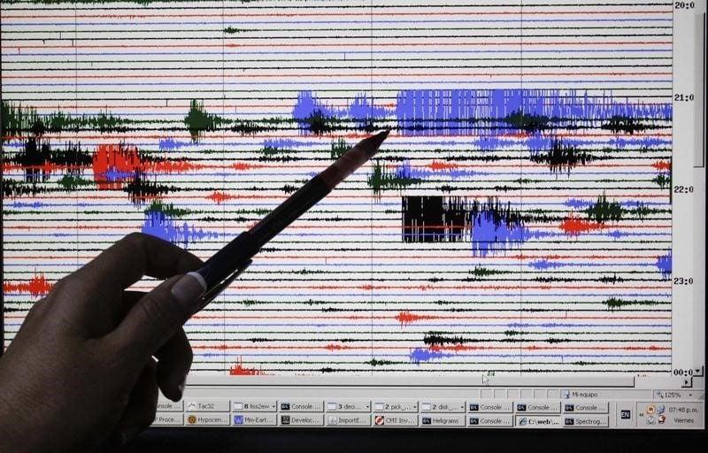 Se percibe sismo en la Ciudad de México