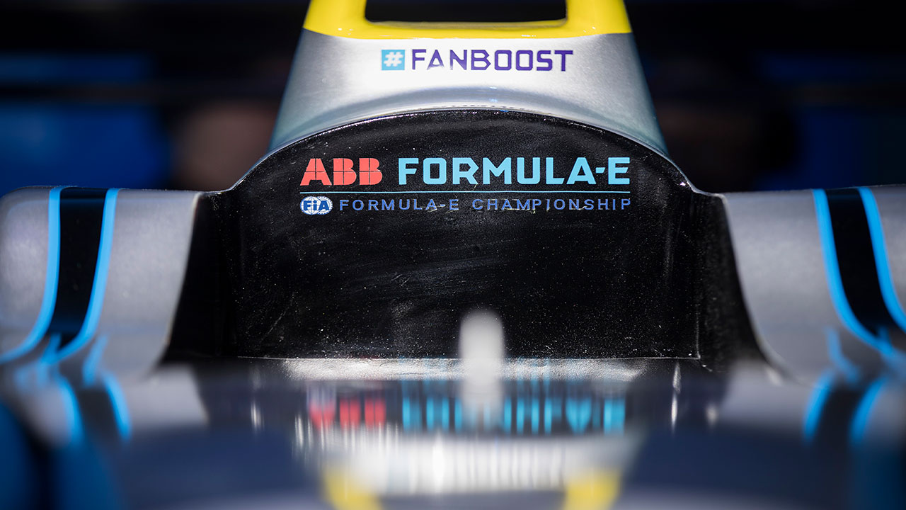 ABB se convierte en el patrocinador global de la Fórmula E