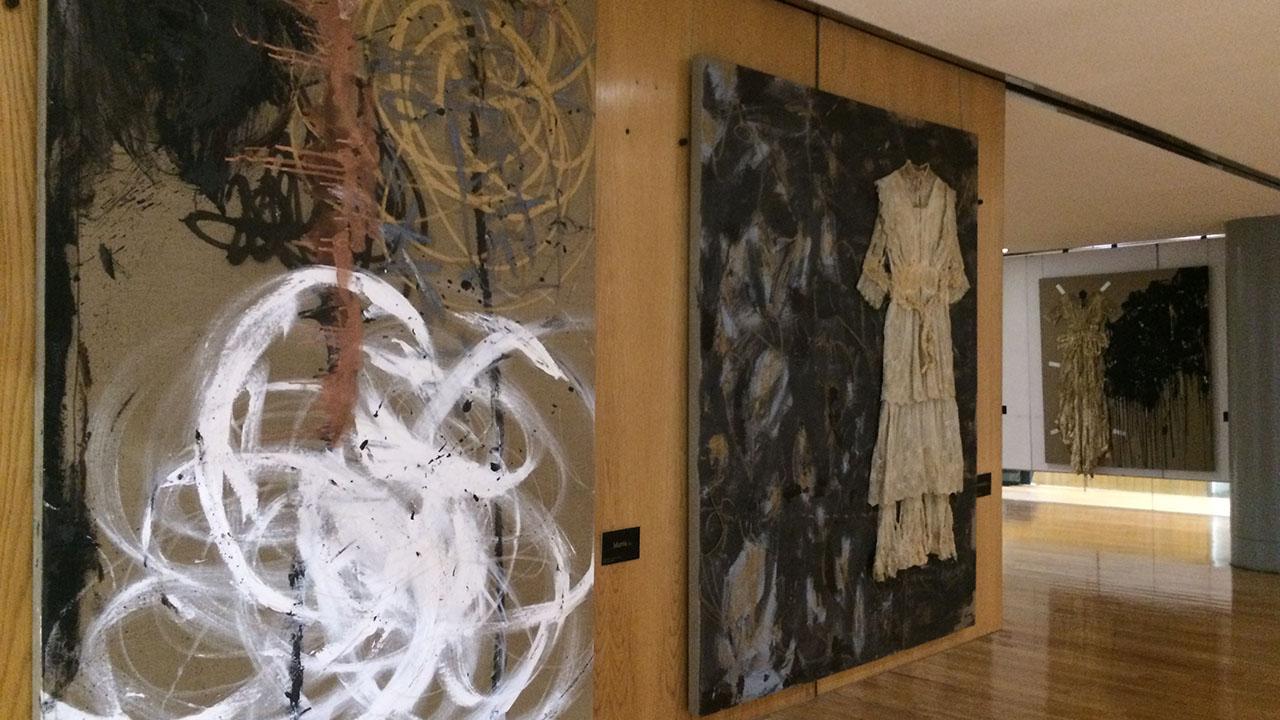 """Arte en el AICM: visita la exposición """"Vestigios del ser"""" y haz más amena tu espera"""