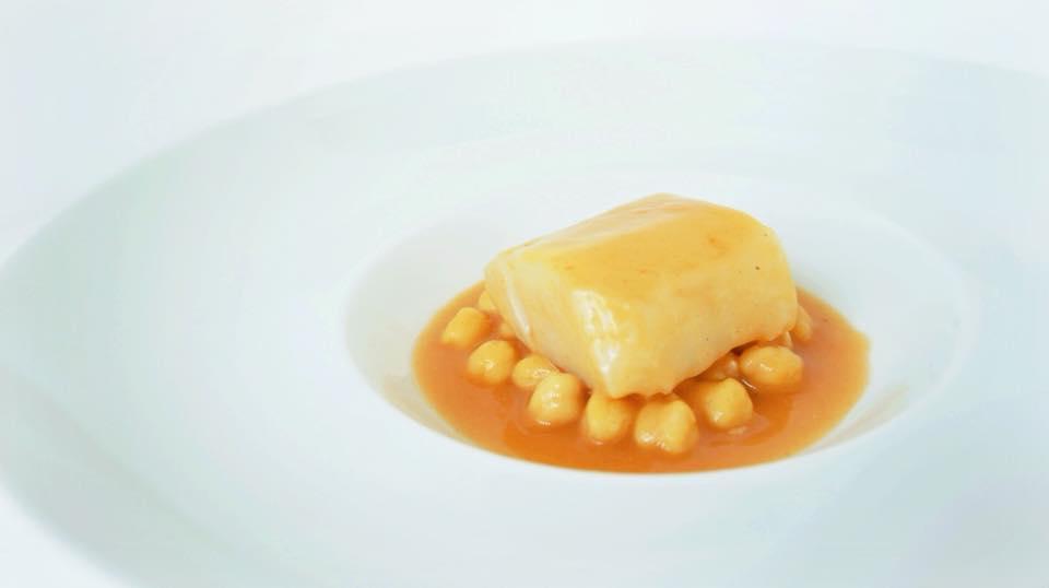 Noso, comida, comida española, Polanco