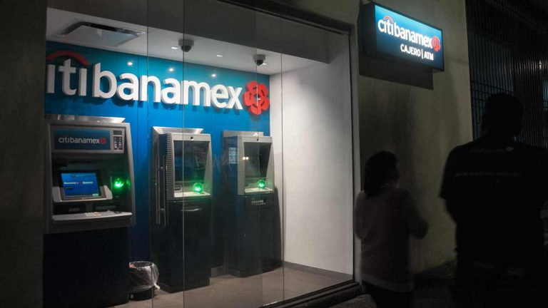 Cajeros Banamex. Foto: Angélica Escobar/Forbes México.