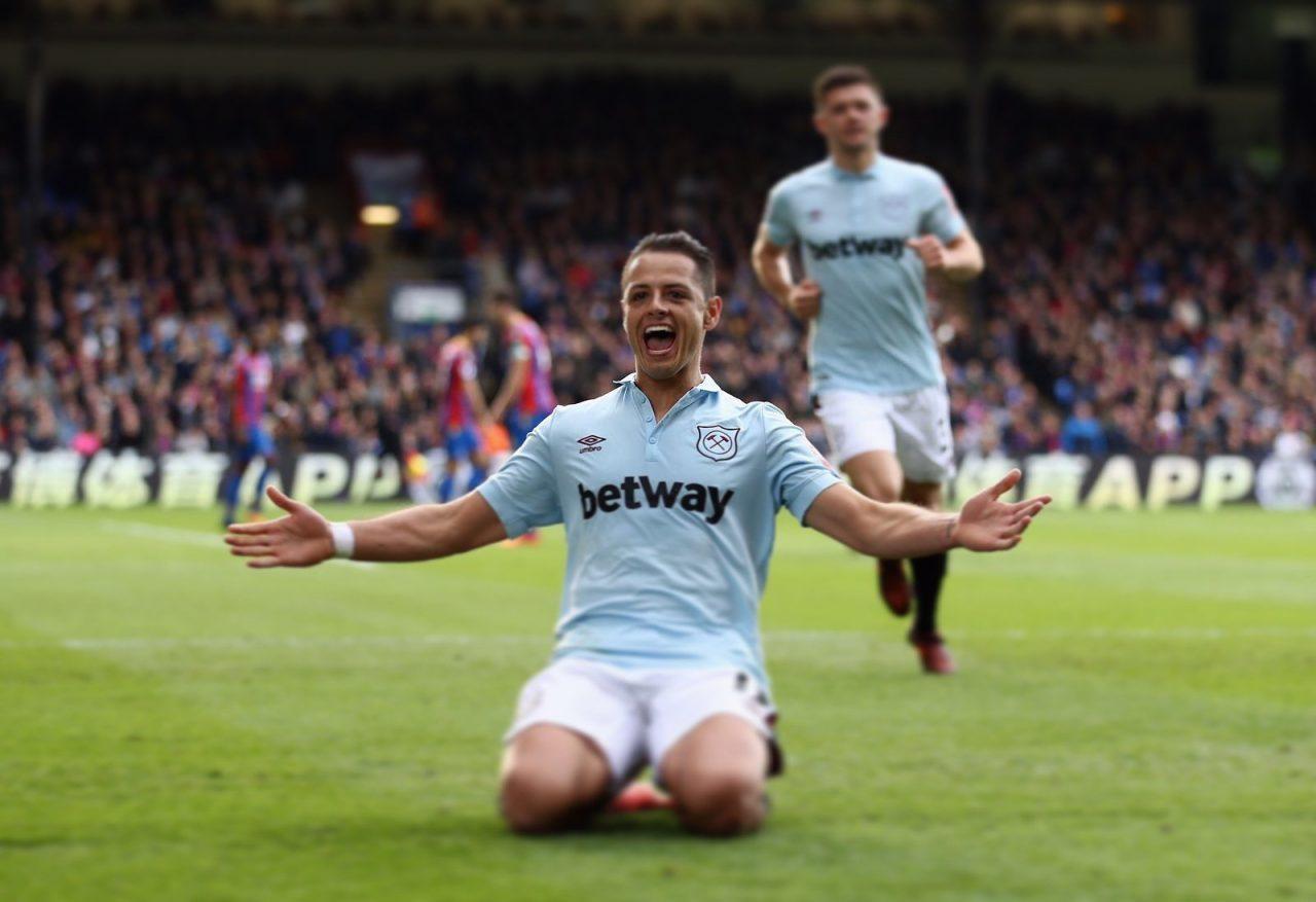 'Chicharito' Hernández podría salir del West Ham United