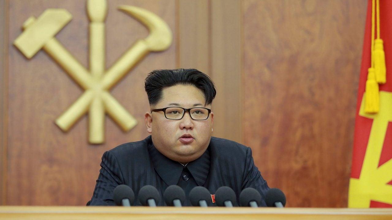 Corea del Norte se dice abierta aún a conversaciones con EU