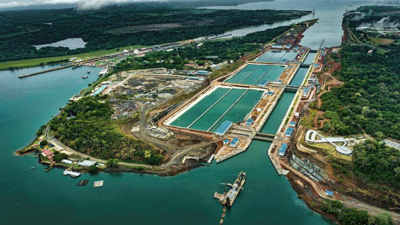 Ingresos del Canal de Panamá alcanzan 1,274.3 mdd en primer trimestre del año
