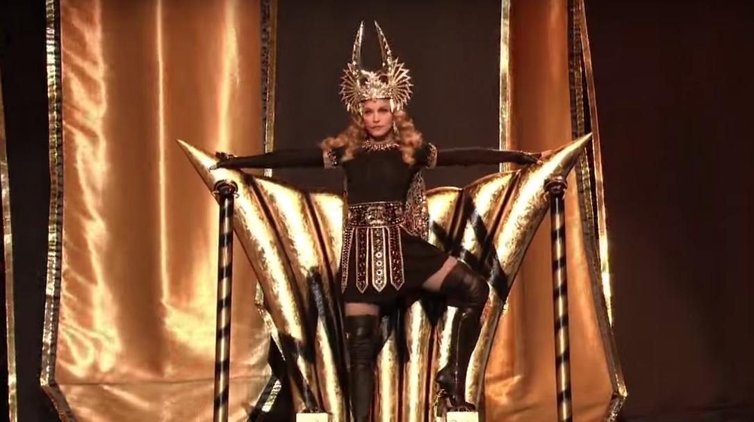 Super Bowl, Madonna, música