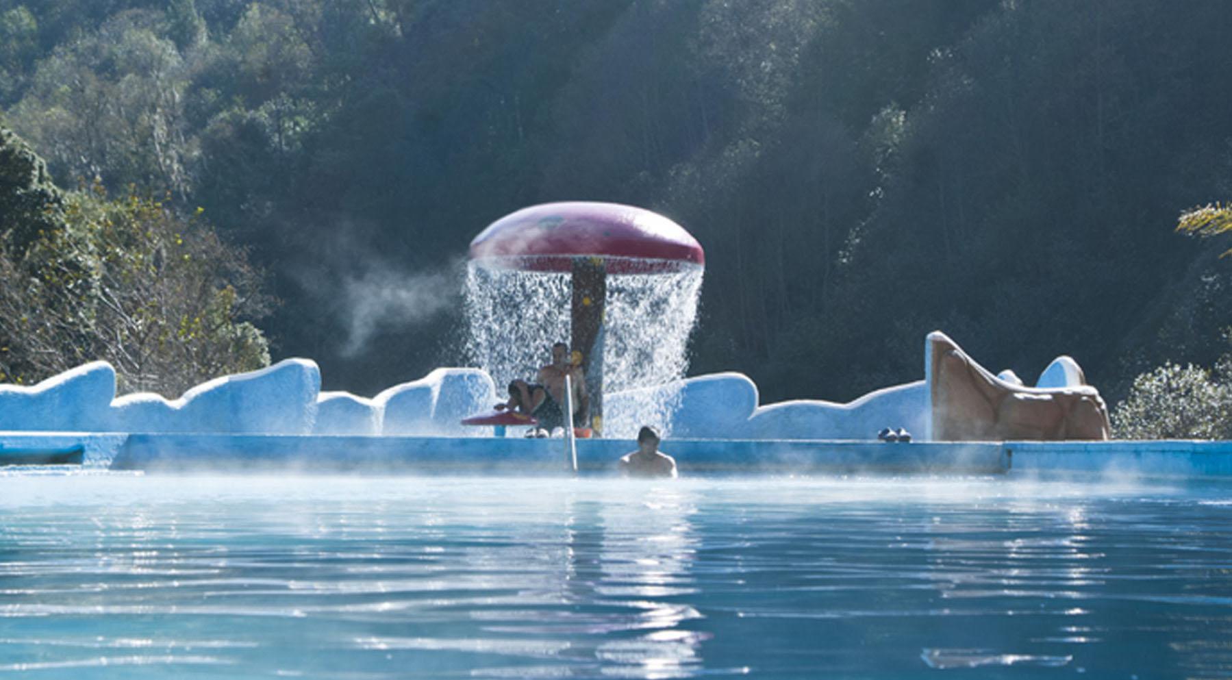 Chignahuapan, aguas termales