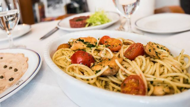 comida italiana, Cipriani