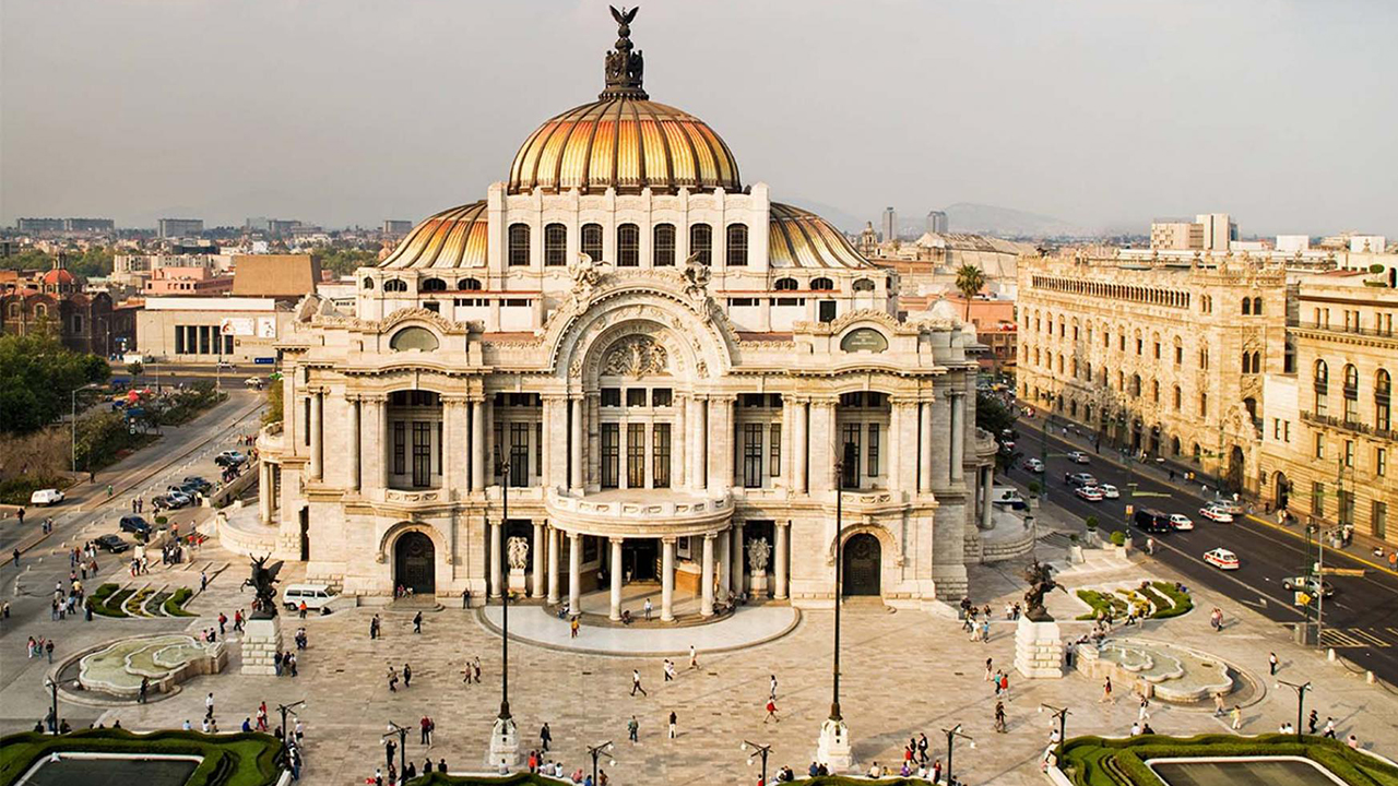 Ciudad de México, el destino con más reservas online del 2017