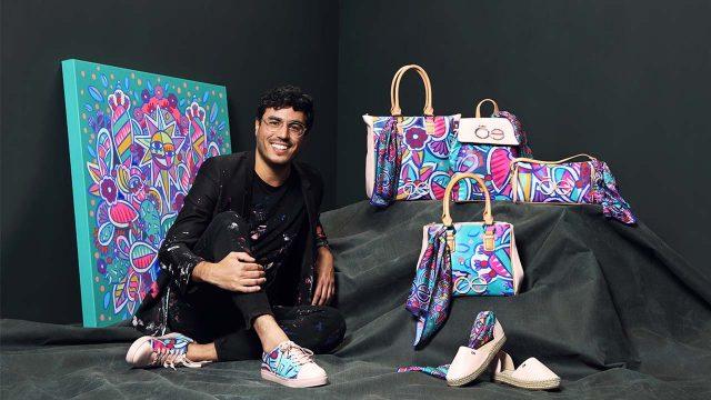 Cloe, Claudio Limón, arte, moda