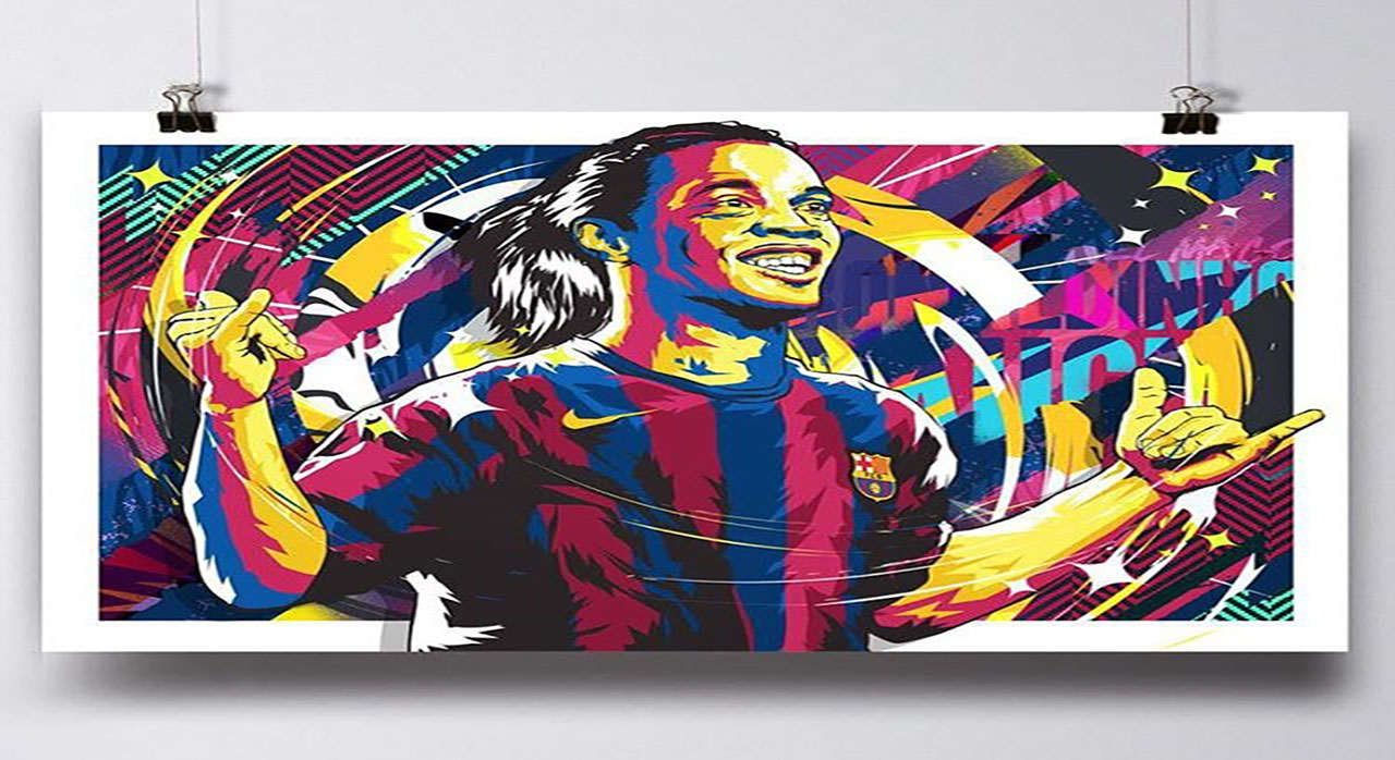 """Ronaldinho, la """"sonrisa"""" del futbol, se retira"""