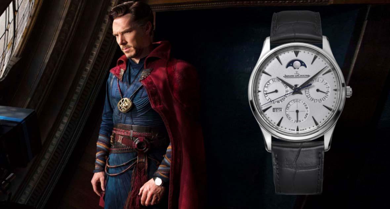 Benedict Cumberbatch es el nuevo embajador de Jaeger-LeCoultre