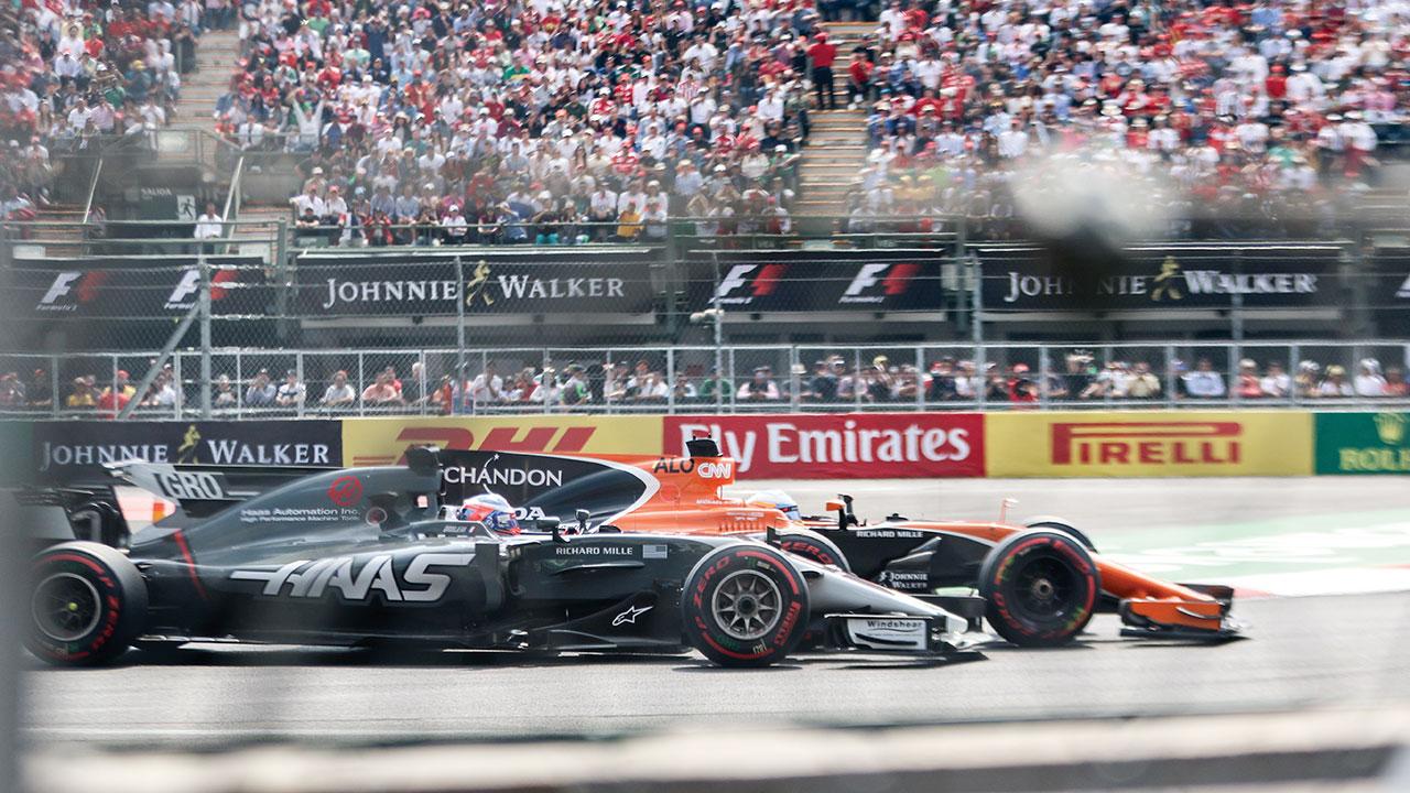 Gobierno capitalino busca opciones para mantener Formula 1 y NFL