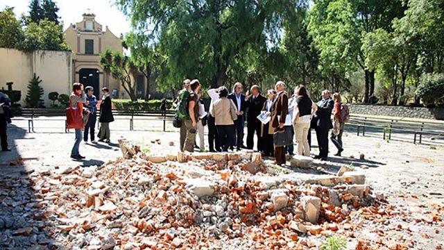 Francia, México, sismos, reconstrucción