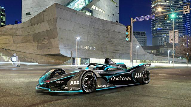 auto Fórmula E
