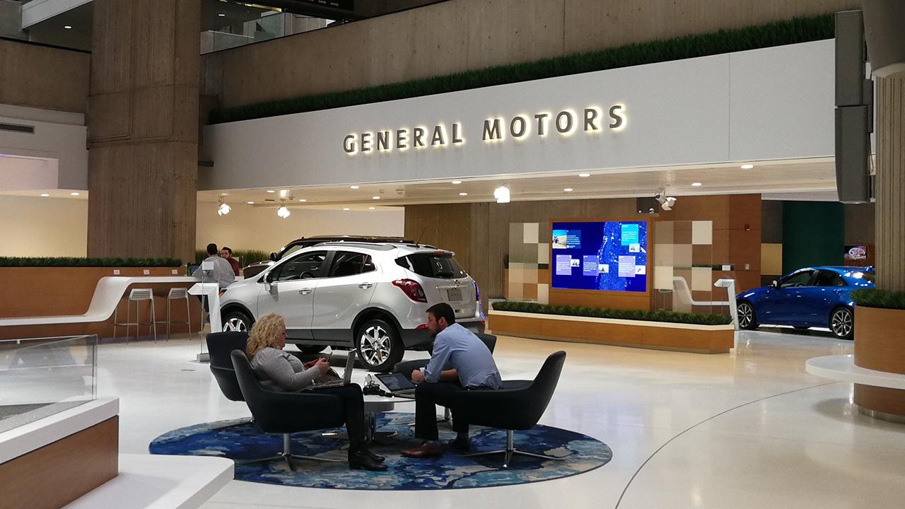 GM invertirá 100 mdd para construir vehículos autónomos