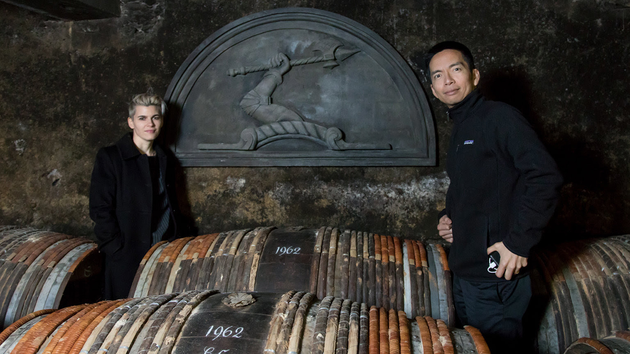 Ediciones de cognac y whisky marcadas por el arte