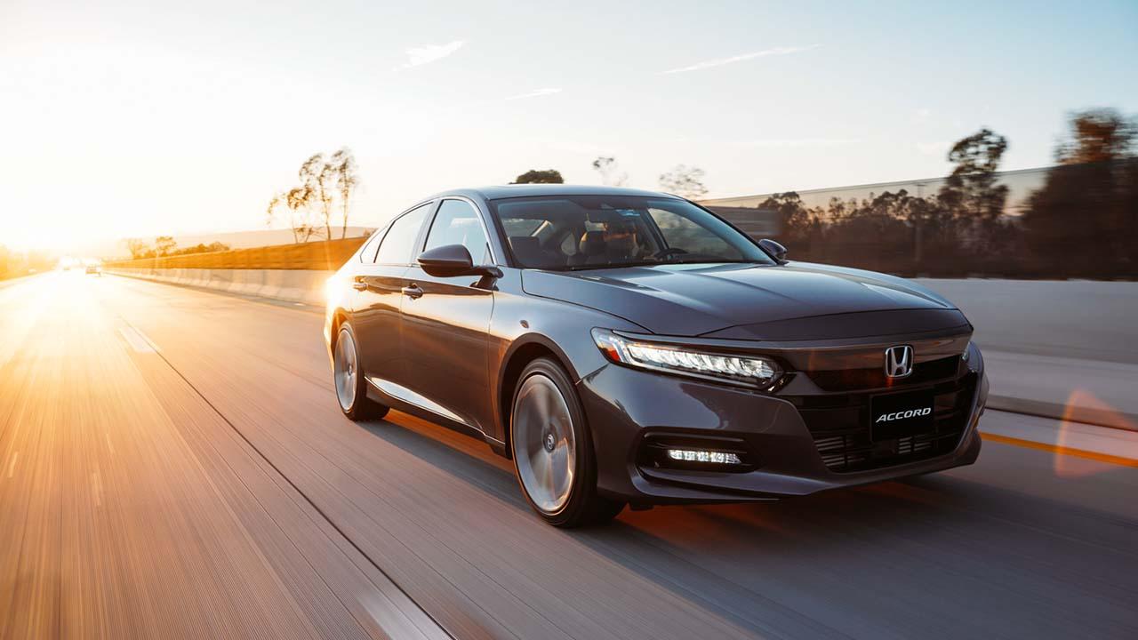 Honda presenta en México la décima generación del Accord