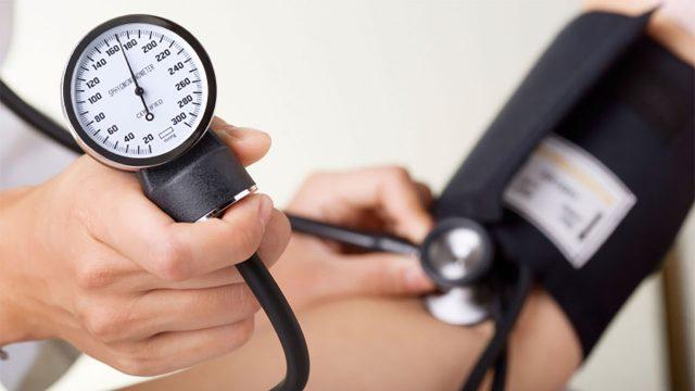 presión arterial en época de frío