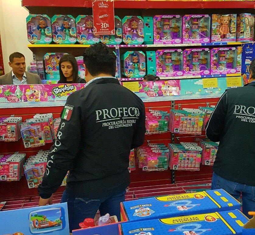 Profeco suspende establecimientos en Día de Reyes Magos