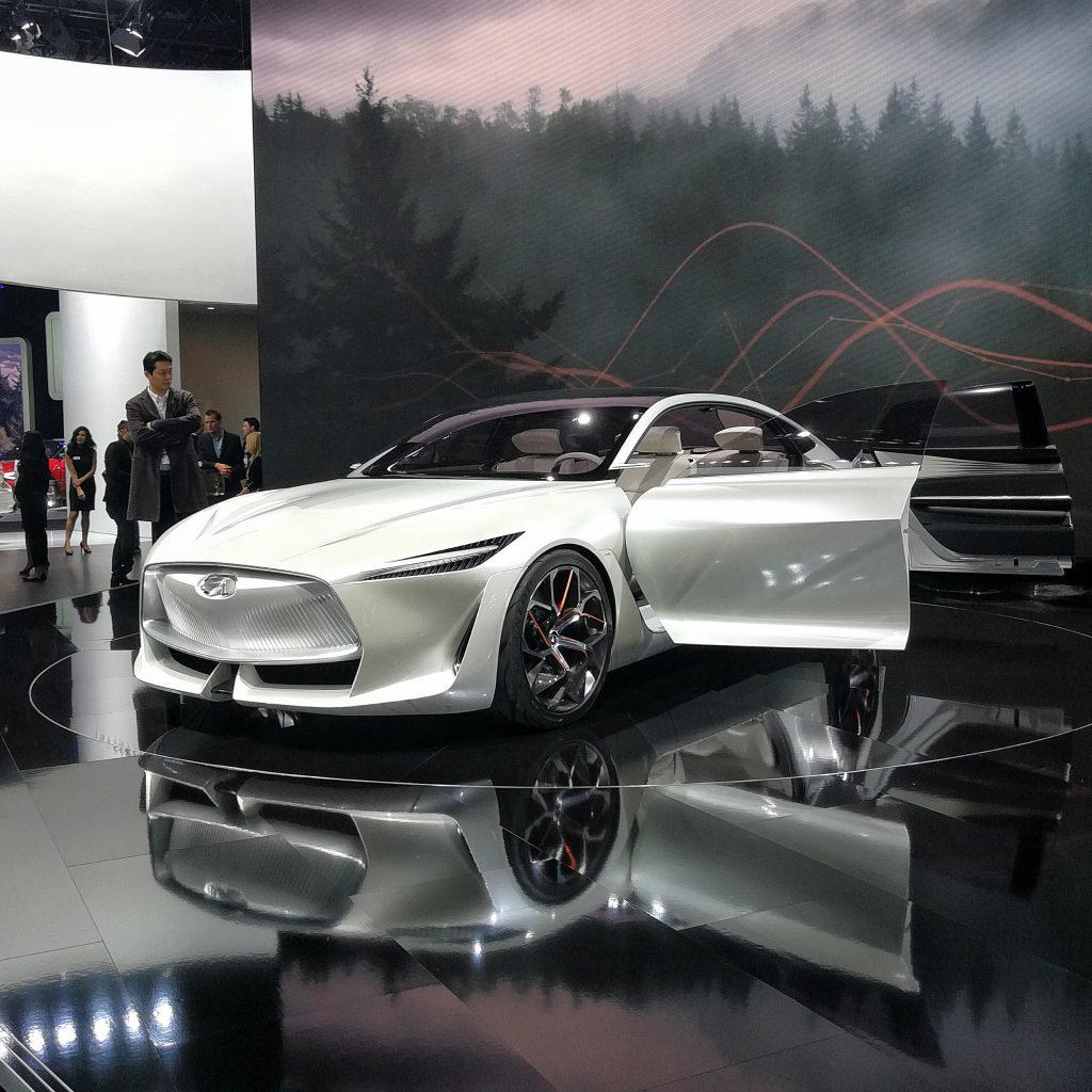 Infiniti devela Q Inspiration Concept en el Auto Show de Detroit