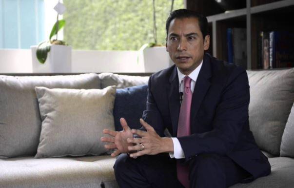 Carlos Iriarte es el nuevo coordinador de los diputados del PRI