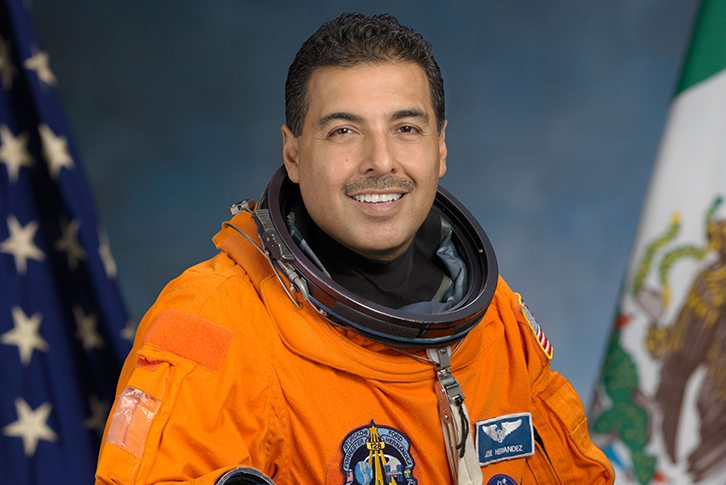 Te revelamos la fórmula del éxito del astronauta José Hernández