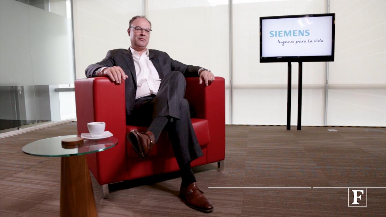 Siemens: socio tecnológico de México en generación de energía