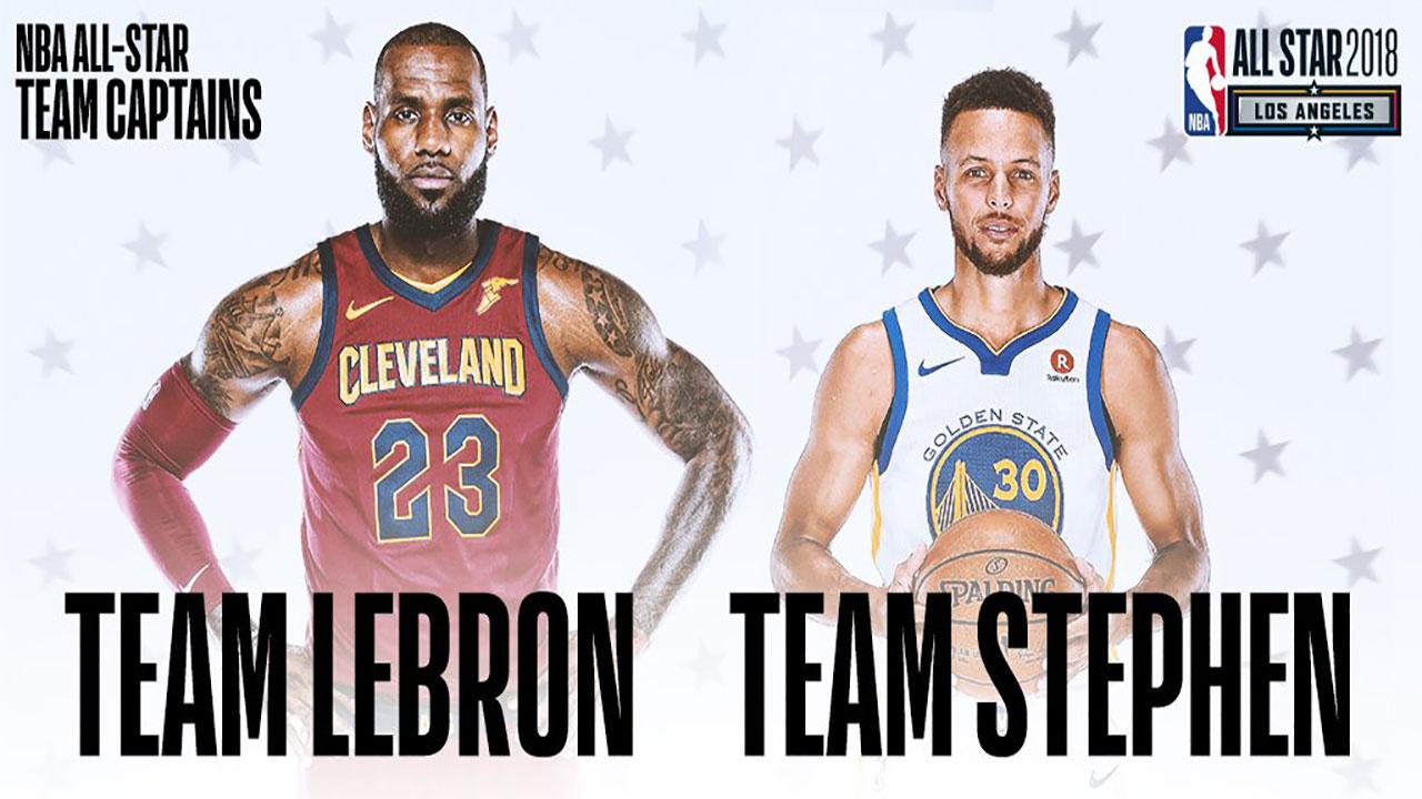 La NBA pagará 100,000 dólares a los vencedores del All Stars 2018