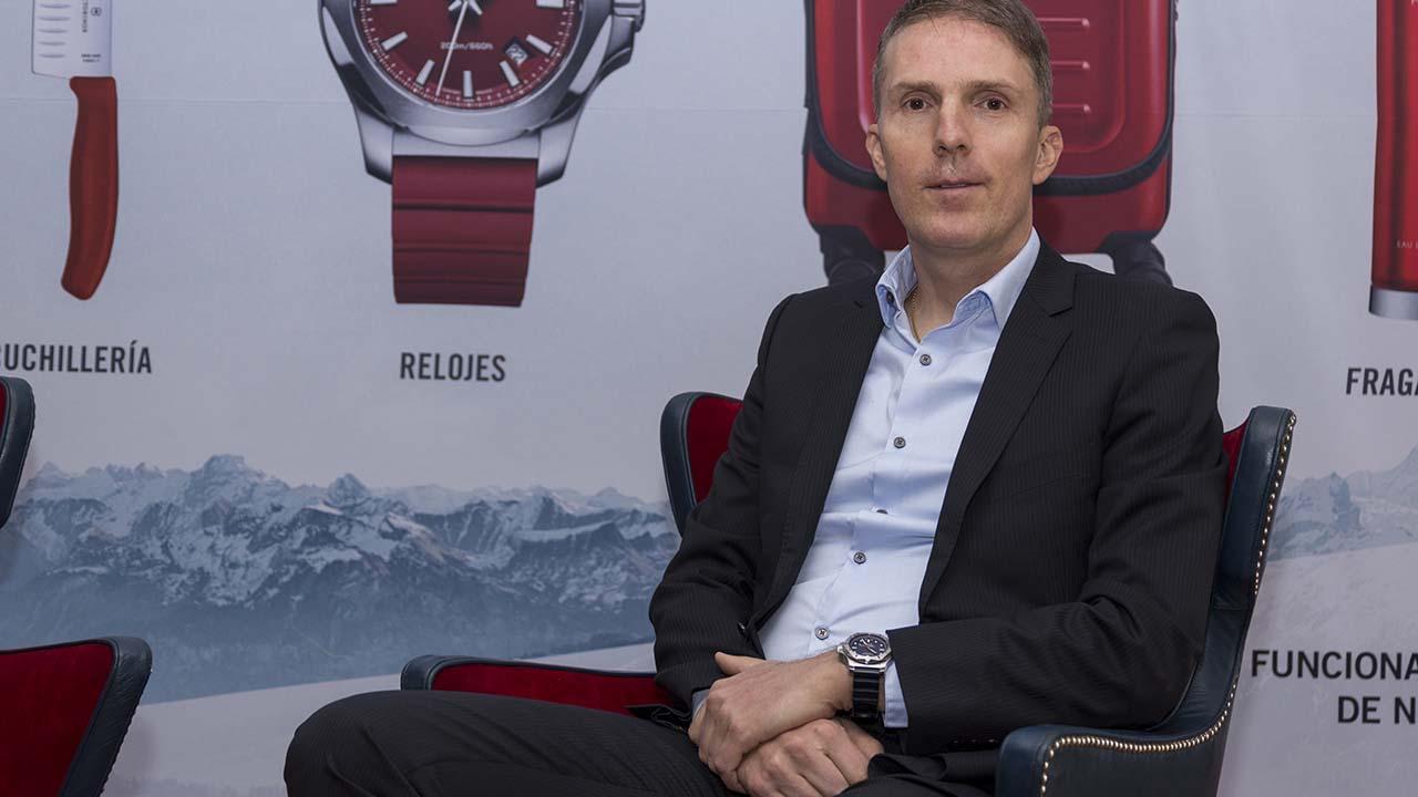 Victorinox nombra nuevo CEO para México
