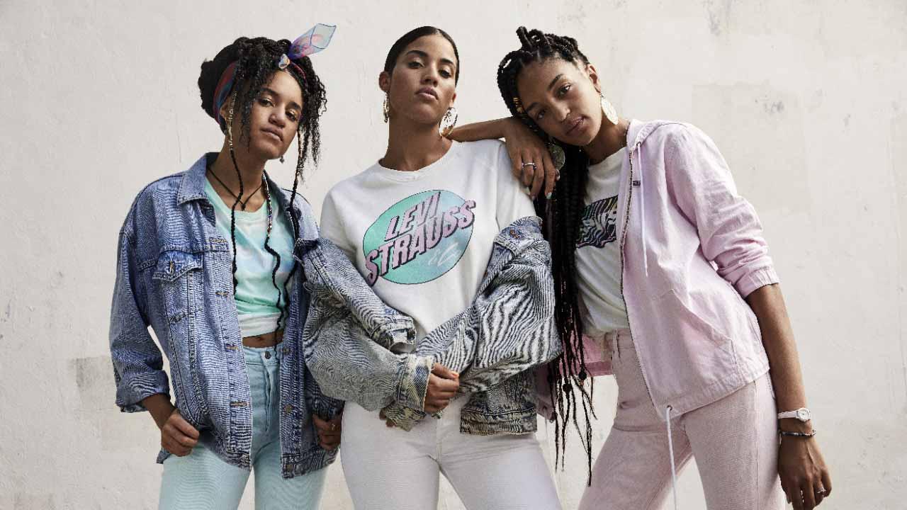 Levi's se inspira en el streetwear de los 80 y 90