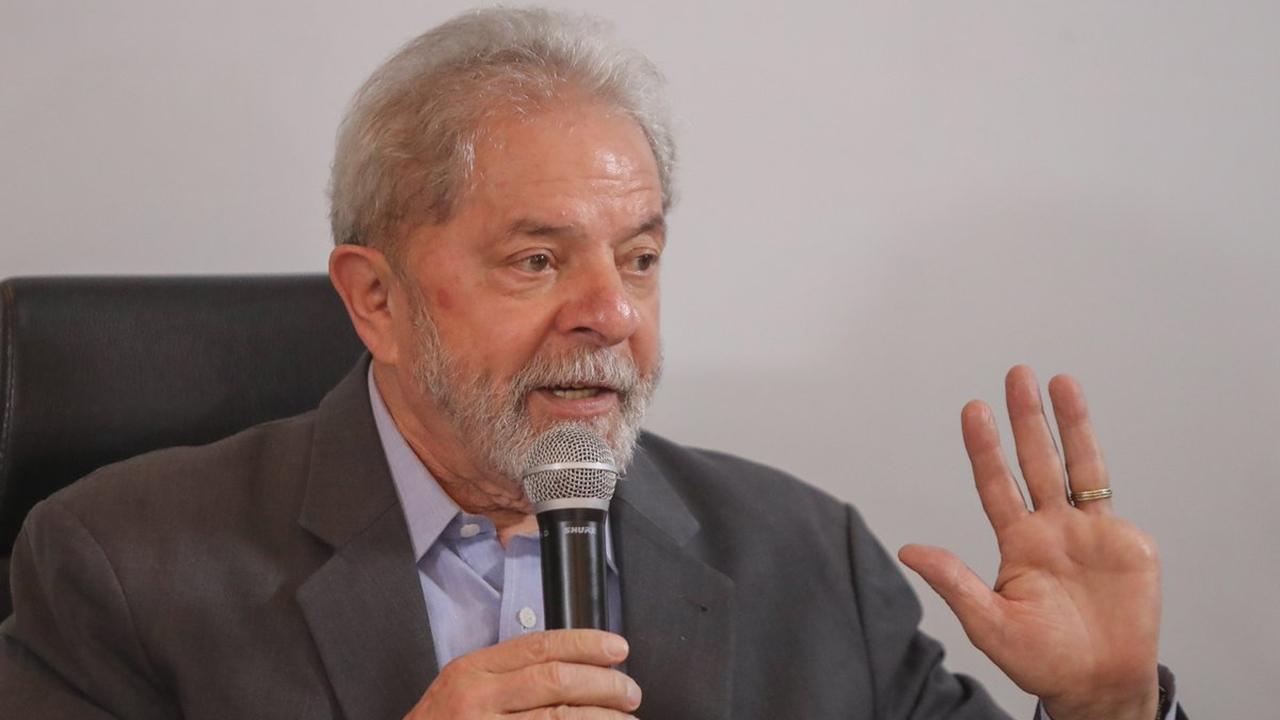 Lula da Silva, el candidato con menor desaprobación entre votantes
