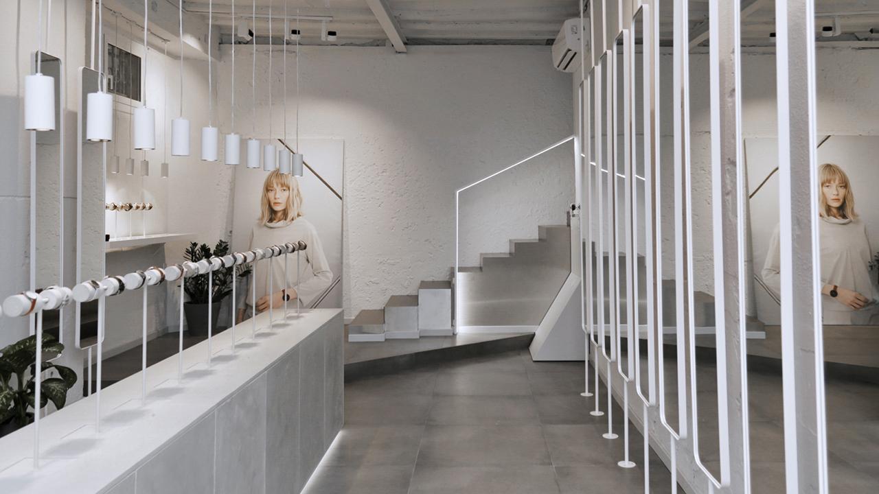 MAM Originals reabre en Barcelona con look minimalista