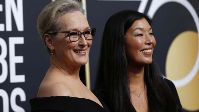 Activismo se lleva la noche en Golden Globes