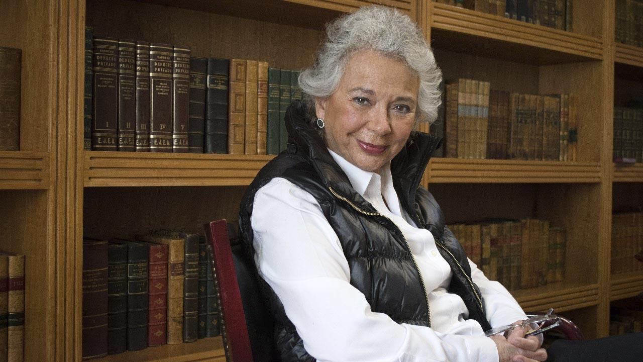 Sánchez Cordero celebra invalidación de 'Ley Bonilla' y reitera que no la apoyó