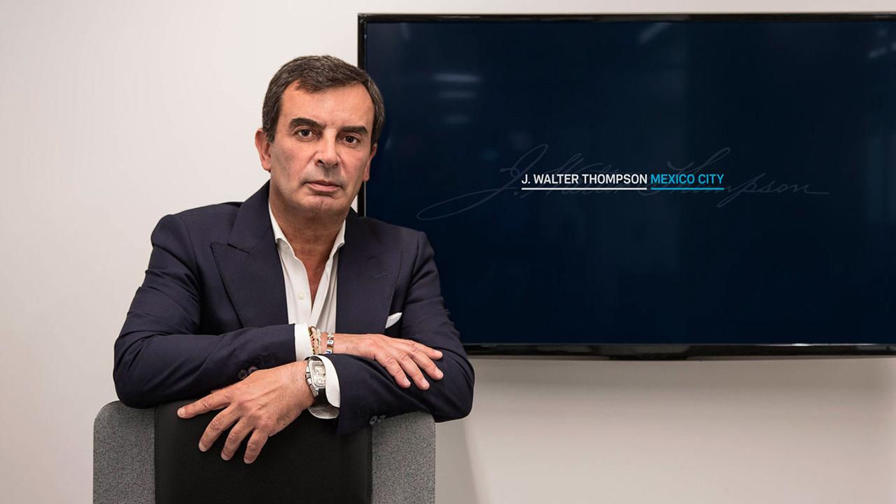 Nombran nuevo CEO de J. Walter Thompson México