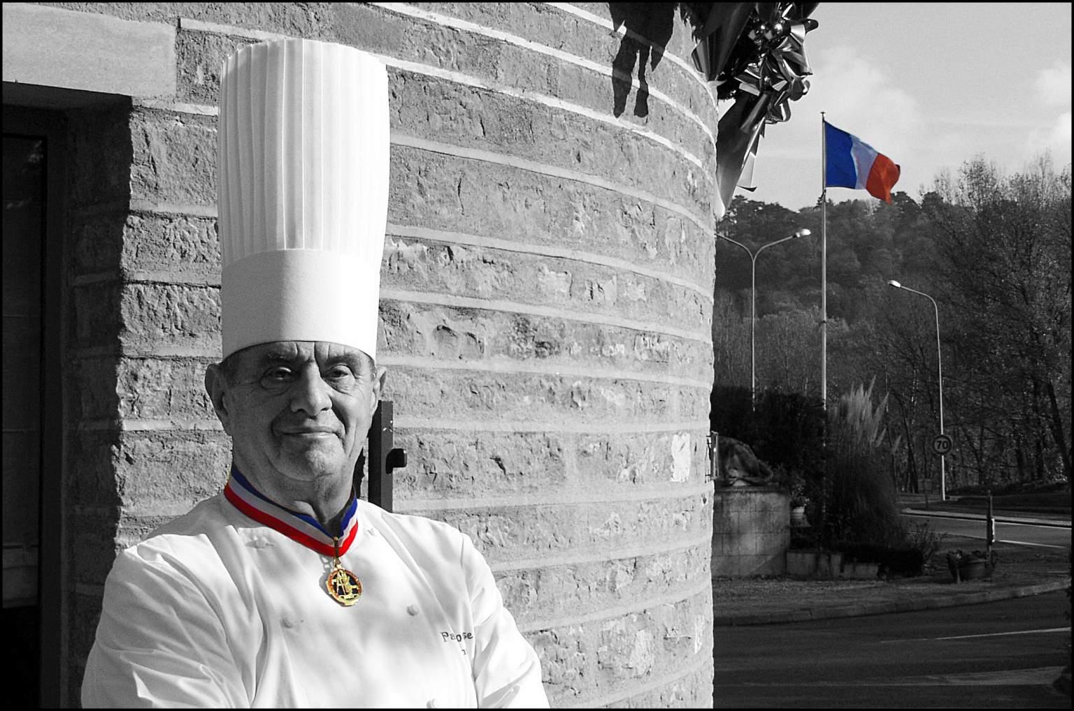 """Muere Paul Bocuse, el """"Papa"""" de la gastronomía francesa"""