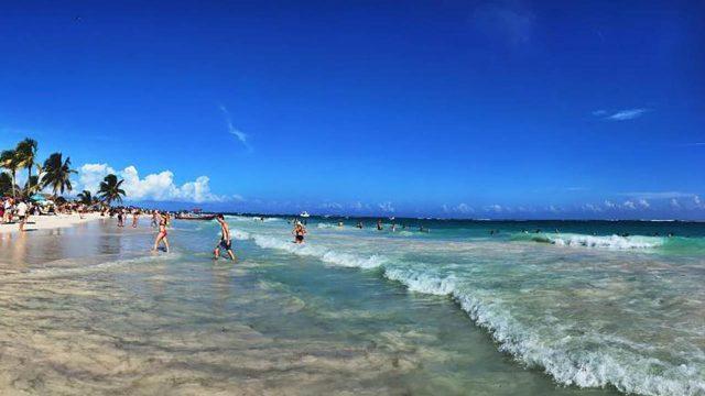 playas para huir del frío