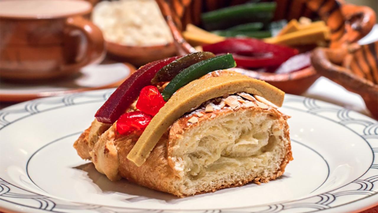 Disfruta tu Rosca de Reyes sin culpa, recomienda una nutrióloga