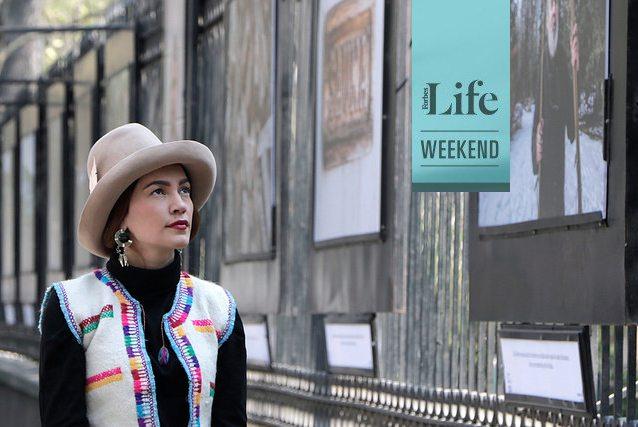 ¿Qué hacer el fin de semana? Consulta la Guía Forbes Life