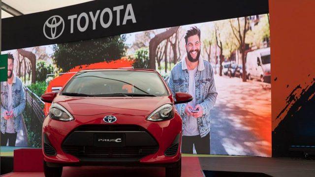 Toyota apuesta por los autos híbridos y México es un mercado clave
