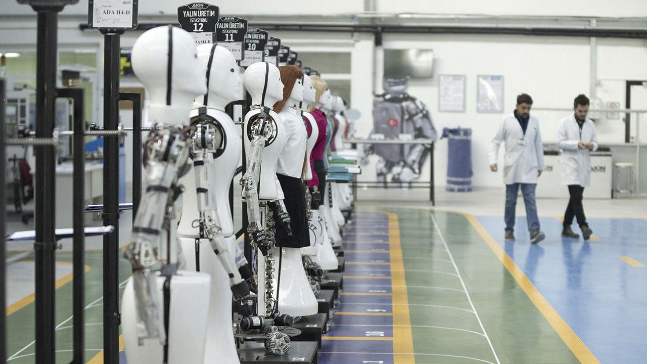 Los robots en la empresa, más allá de la ficción