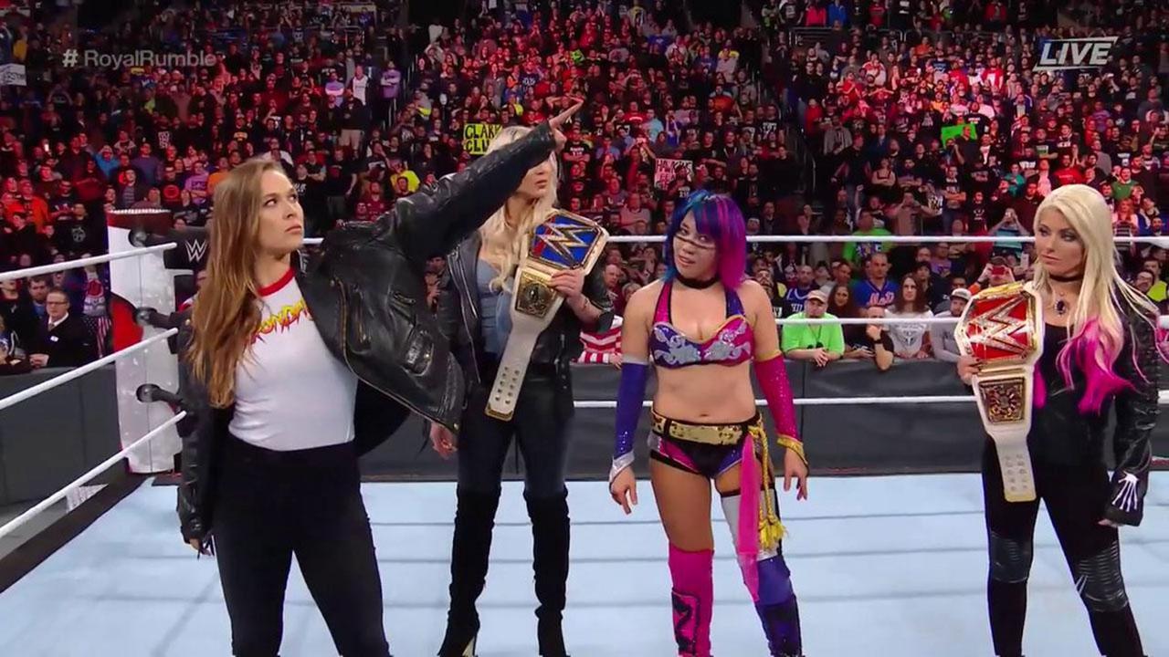 Ronda Rousey será la próxima superestrella de la WWE