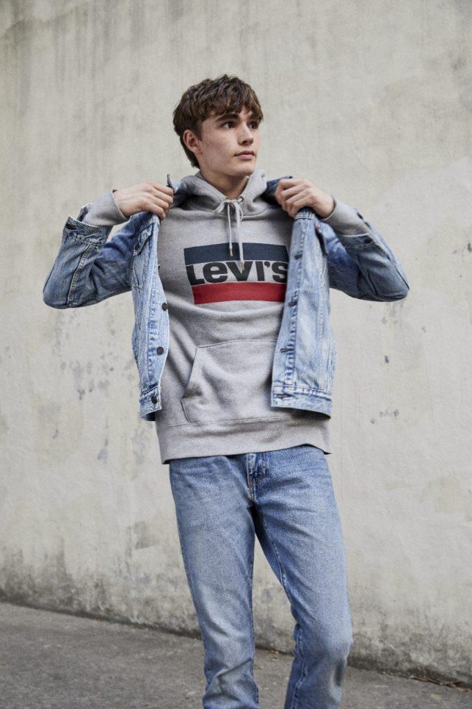 Levi's streetwear
