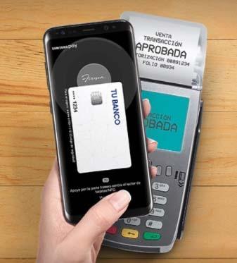 Samsung, aliado en el shopping