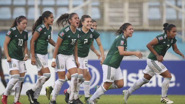 Futbol femenil ingresos