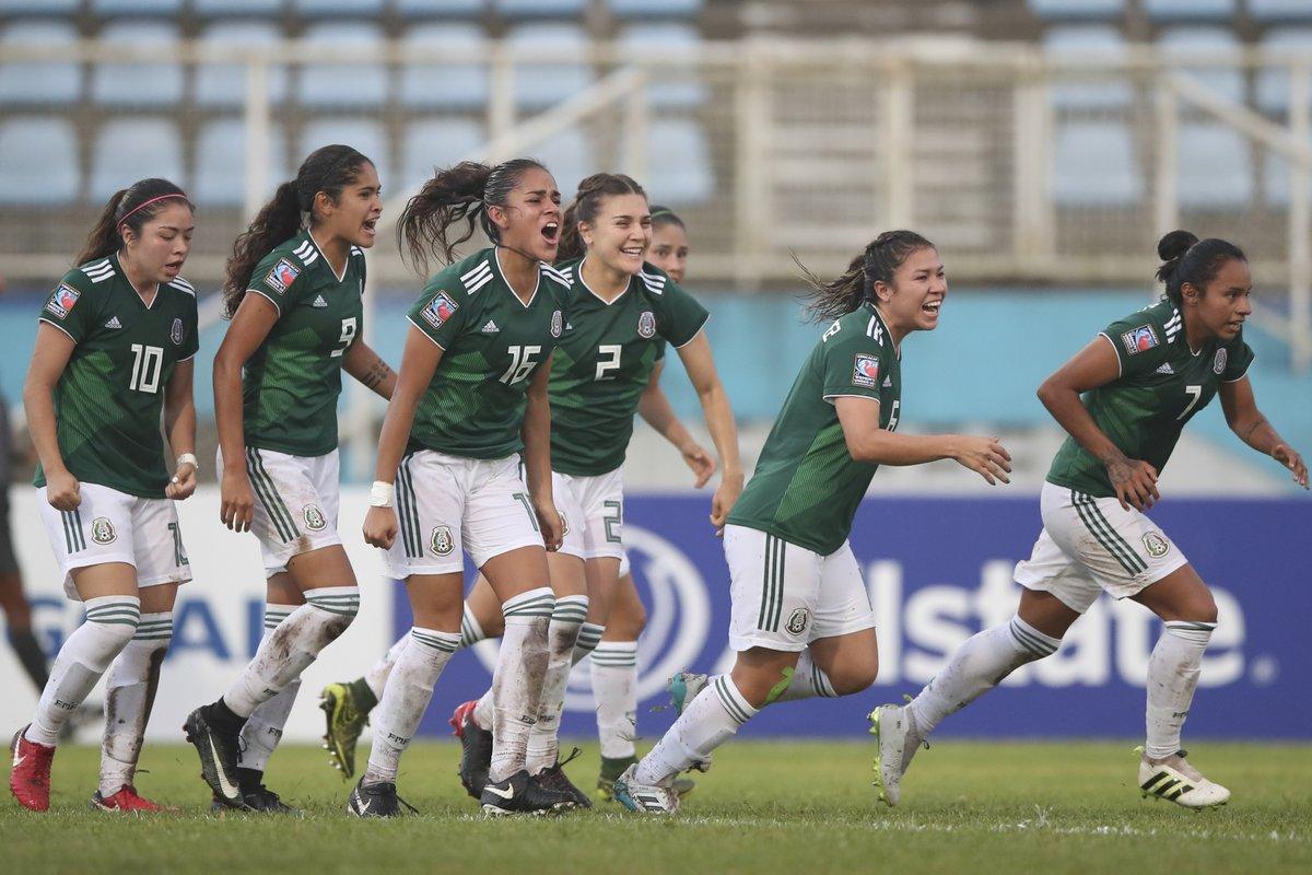 México se queda sin ir al Mundial Femenil en Francia 2019