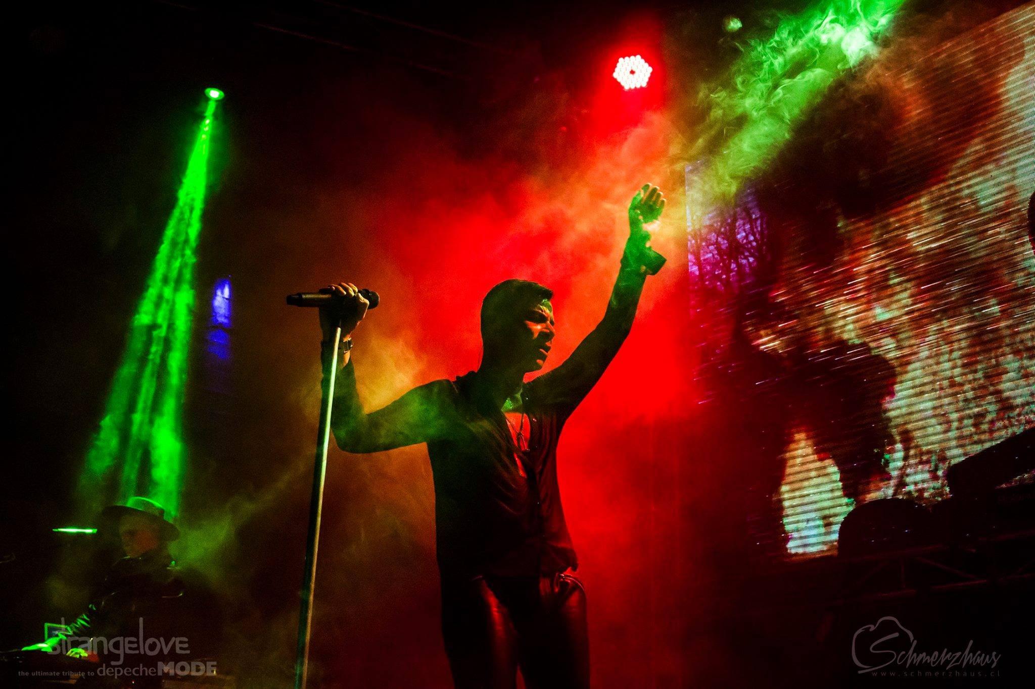 Nine Inch Nails y Depeche Mode celebran su ingreso al Salón de la Fama