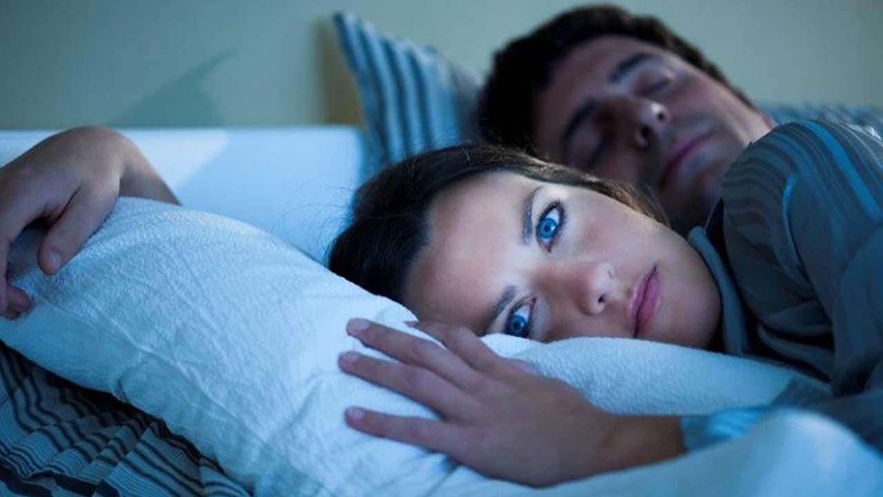 sueño, bienestar, dormir, insomnio
