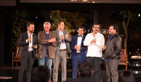 The Venture, The Venture México, Chivas Regal, finalistas