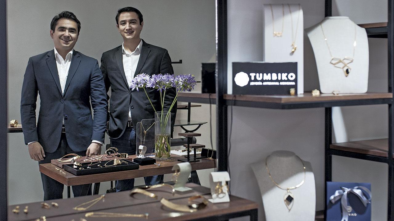 Tumbiko lleva la joyería artesanal mexicana al Siglo XXI